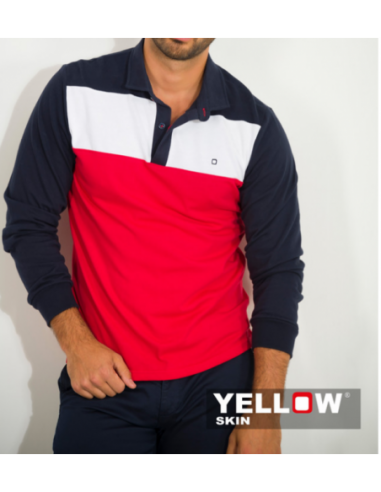 POLO YELLOW SKIN 6947
